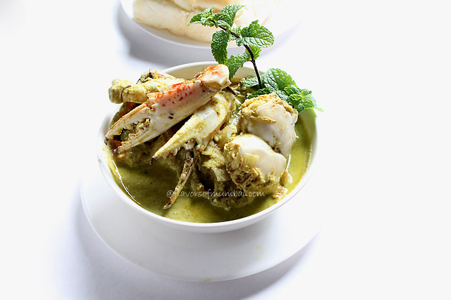 Green Crab Curry – Easy Green Crab Curry Recipe | Crab Curries