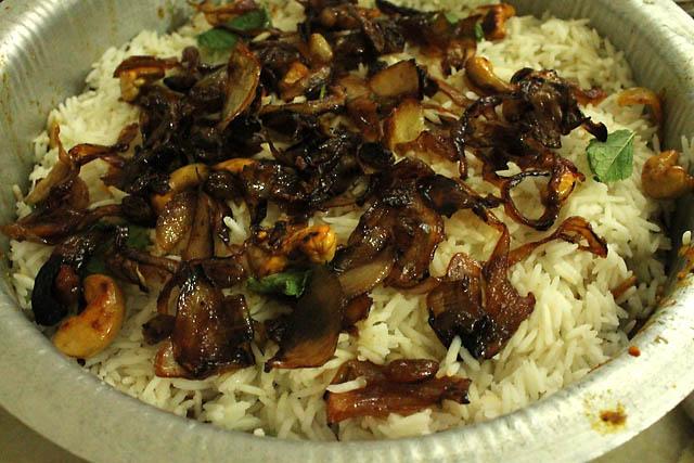 Prawns Biryani Recipe
