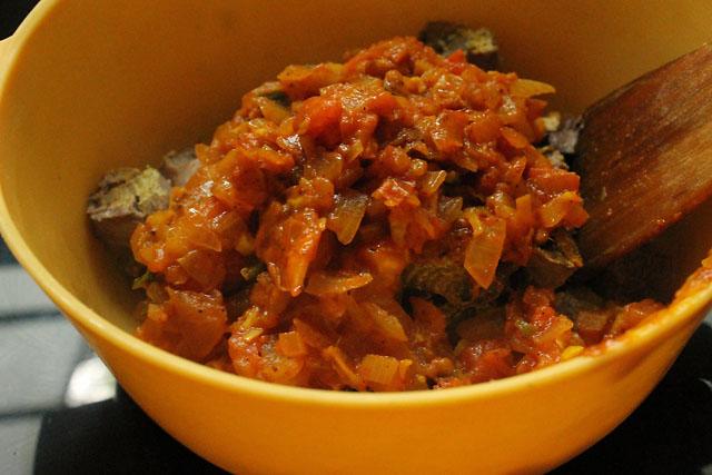 Tuna Fish Cutlet