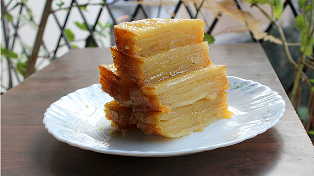 Bebinca Recipe, How to make Bebinca Recipe | Goan Layered Dessert Bebinca