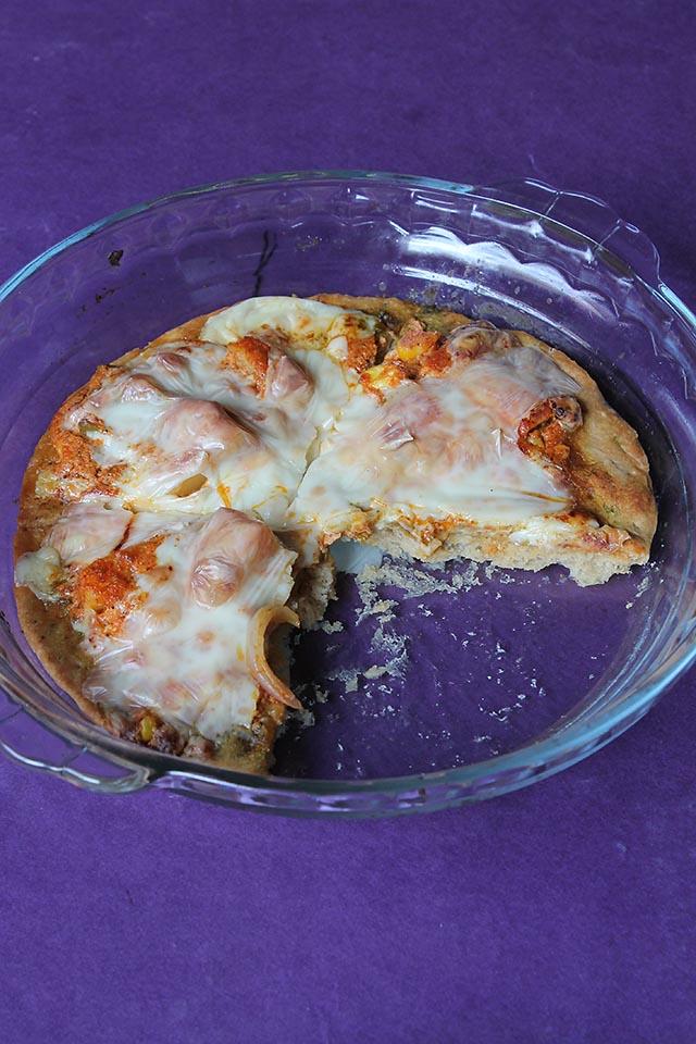 Paneer Tikka Pizza (22)