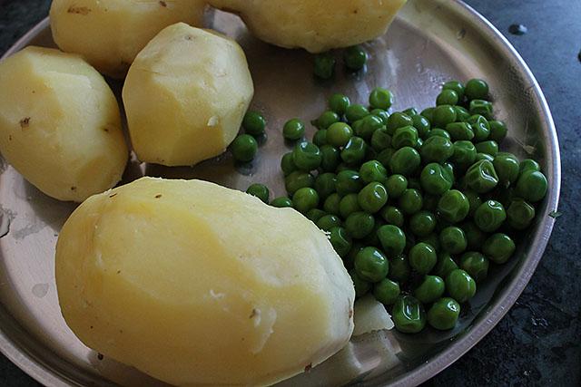 Bread Potato Rolls
