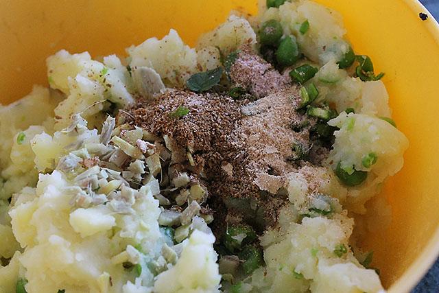 Bread Potato Rolls (6)
