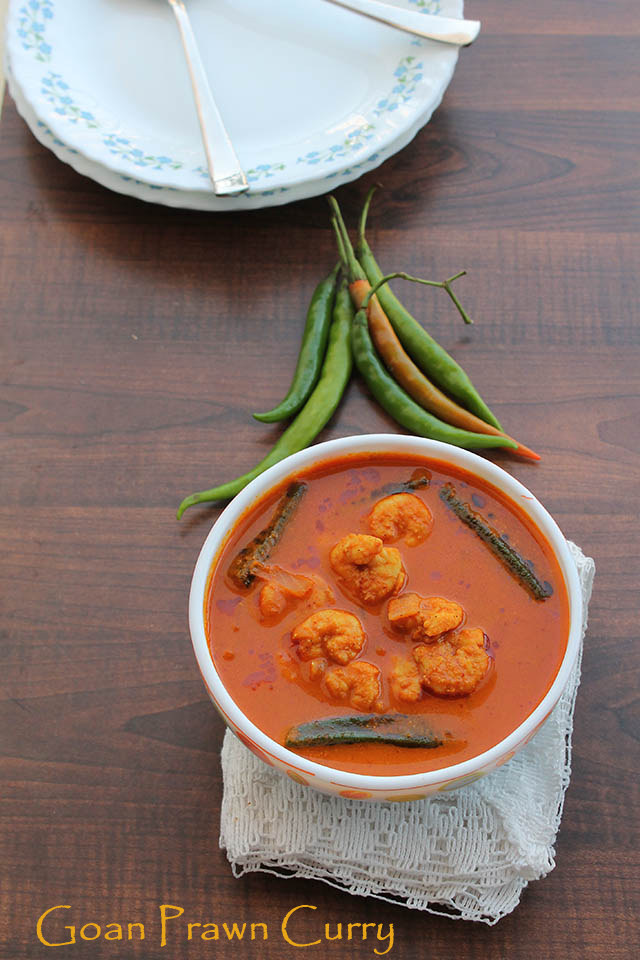 Goan Prawn Curry Recipe, How to make Prawn Curry Recipe | Prawn Curries
