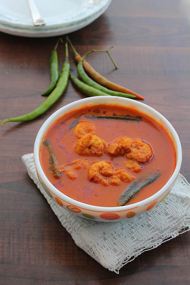 Goan Prawn Curry Recipe, How to make Prawn Curry Recipe | Goan Prawn Curries