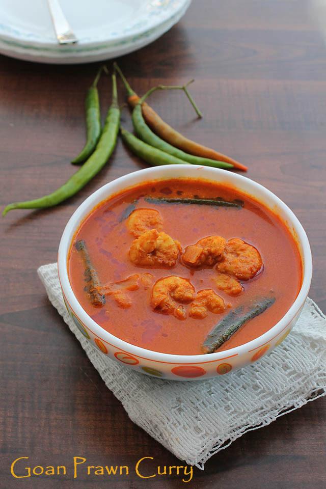 Goan Prawn Curry 41
