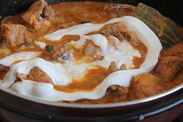 Mughlai Chicken Masala (10)