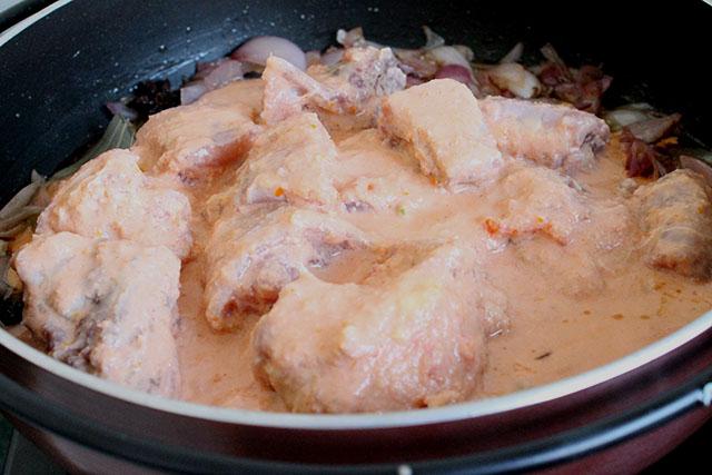 Mughlai Chicken Masala (6)