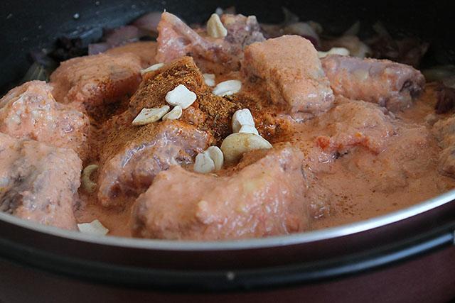 Mughlai Chicken Masala (7)