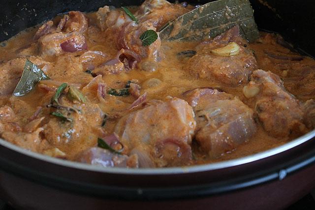 Mughlai Chicken Masala (8)