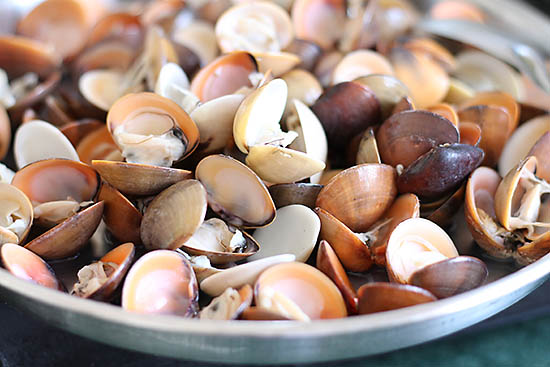 Clams Curry Recipe