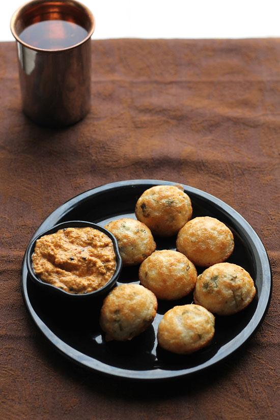 Masala Paniyaram Recipe, How to make Masala Paniyaram Recipe | Paniyaram