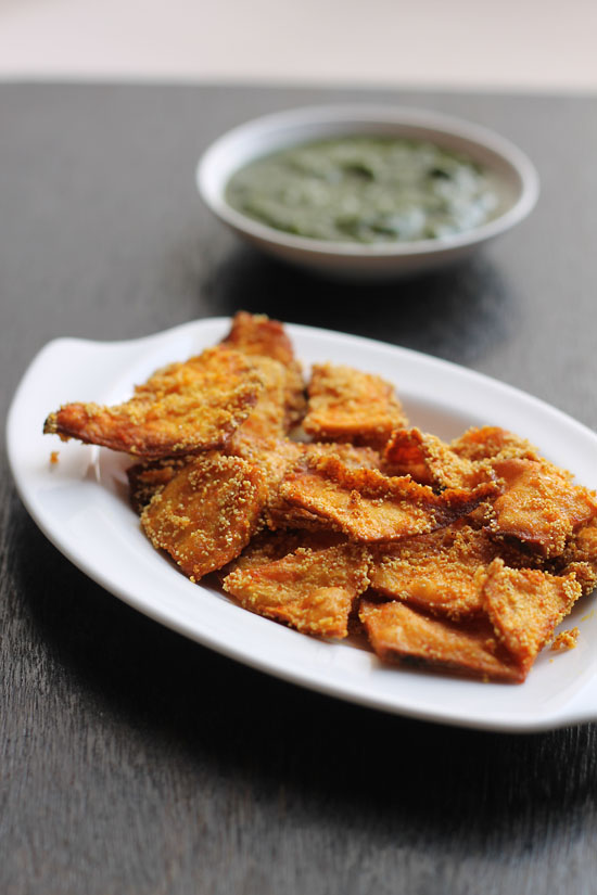 Suran Chips Recipe, Elephant Foot Yam Chips Recipe | Suran Fry