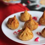 Fried Modak Recipe, How to make Fried Modak   Modak Recipes