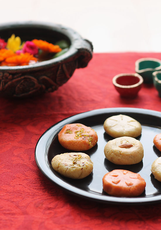 Mawa Peda Recipe, How to make Mawa Peda | Khoya Peda Recipe