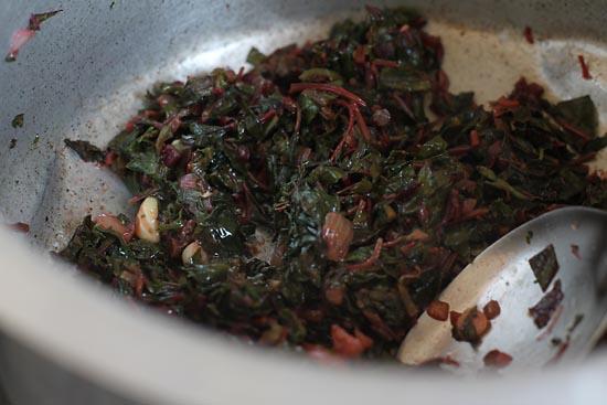 Amaranth Leaves Sabzi Recipe