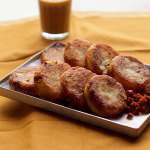 Farali Pattice Recipe, How to make Farali Pattice, Pattice Recipe