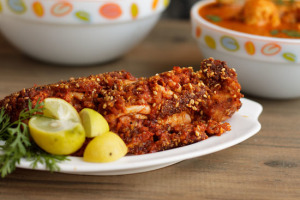 Fried Lobster Recipe
