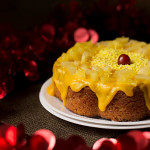 Eggless Pressure Cooker Cake Recipe, Eggless Pineapple Cake