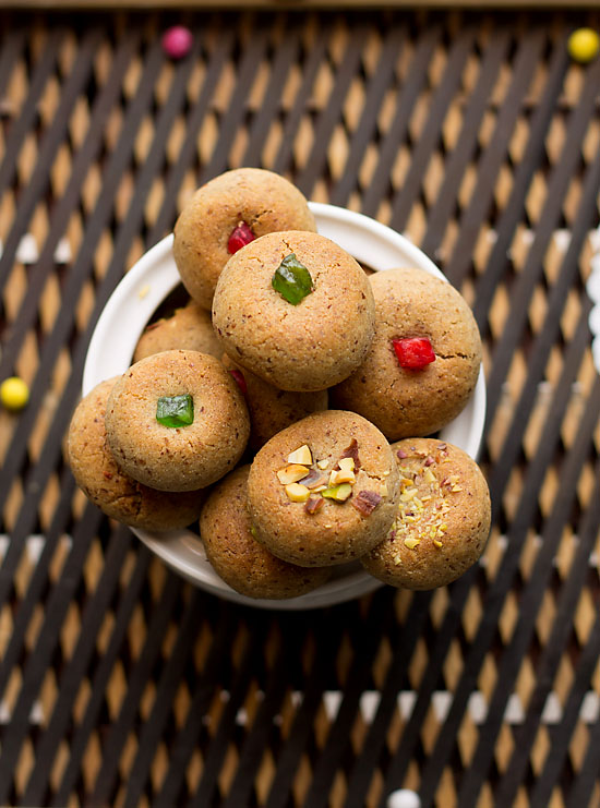 Multigrain Cookies Recipe