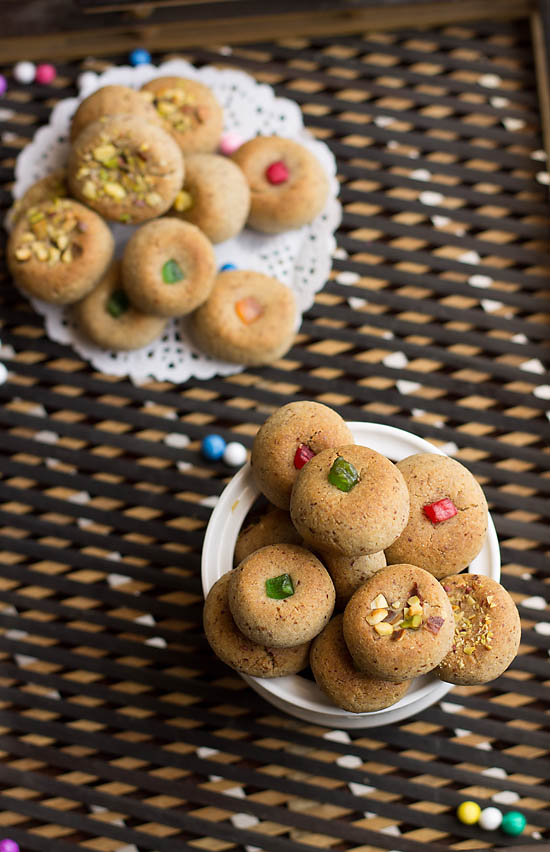 Multigrain Cookie (eggless)