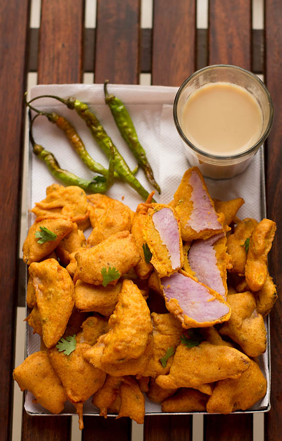 Kand Pakoda Recipe