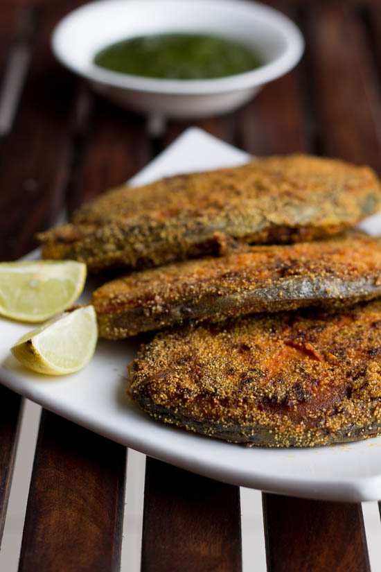 Rava Fish Fry Recipe, How to make Rava Fish Fry | Surmai Rava Fish Fry Recipe