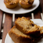 Apple Cake (eggless)