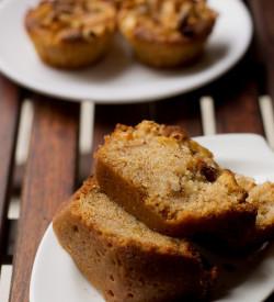 Eggless Danish Apple Cake, Eggless Apple Cake Recipe | Eggless Cakes