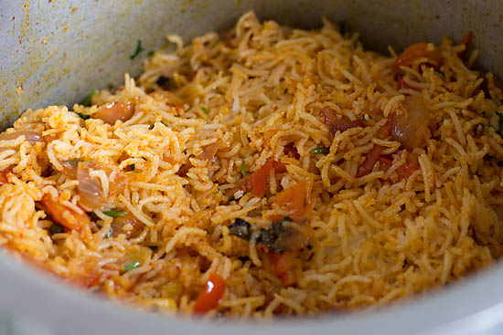 Tadka Rice Recipe