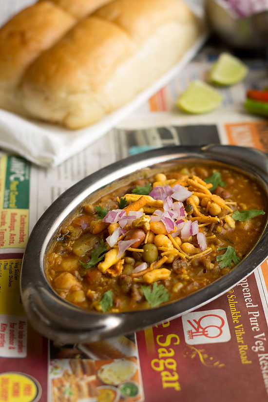 Top 5 – Pune Street food