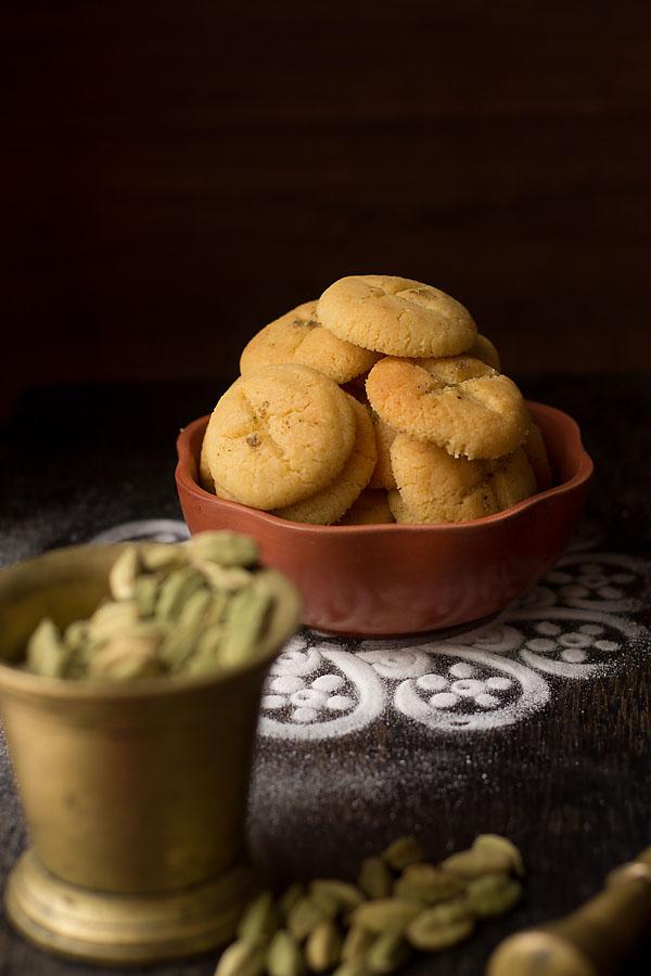 Easy Nankhatai Recipe