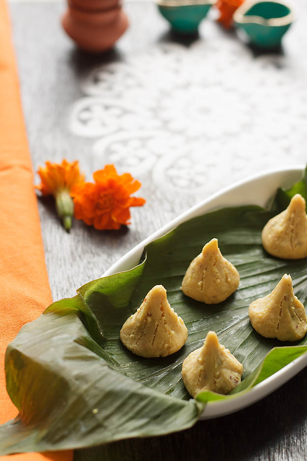 Top 5 Modak recipe