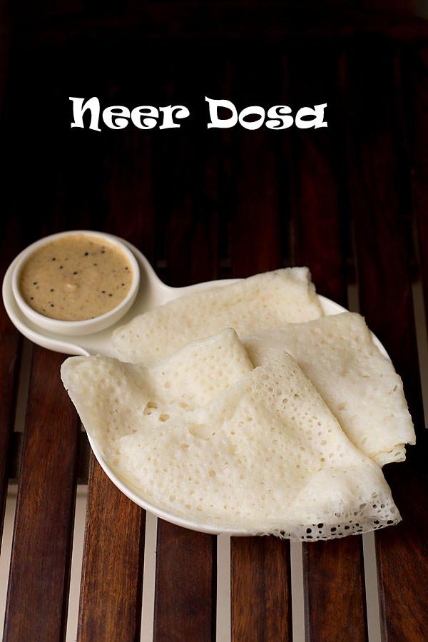 Neer Dosa Recipe