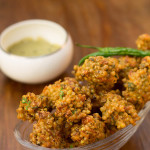 Hurda Bhajji Recipe, How to make Hurda Bhajji Recipe | Jowar – Sorghum Bhajji or Pakoras