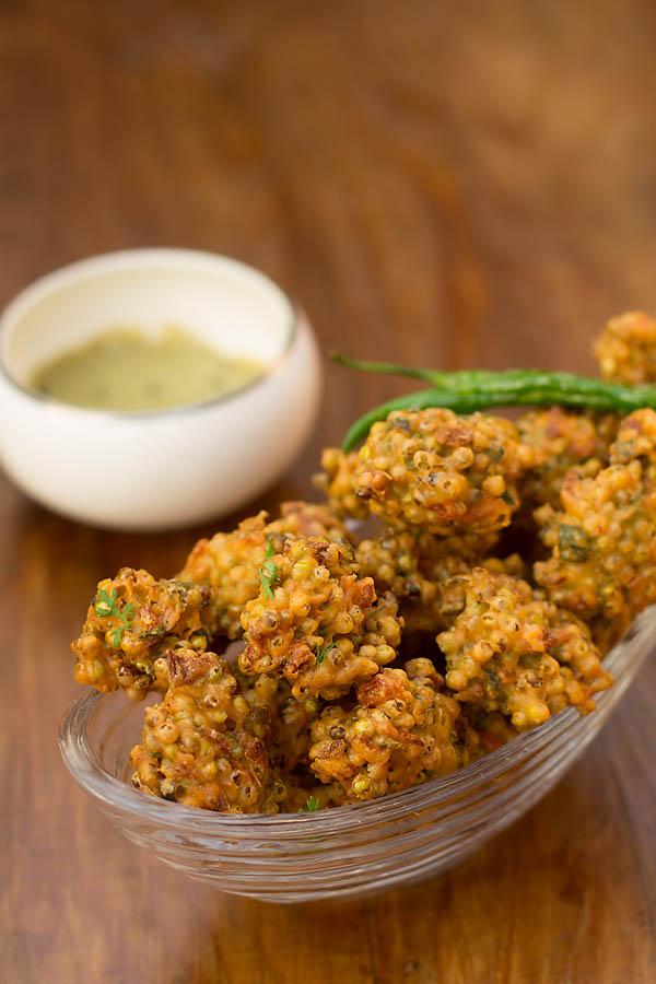 Hurda Bhajji Recipe, How to make Hurda Bhajji Recipe | Jowar – Sorghum Bhajji or Pakoras