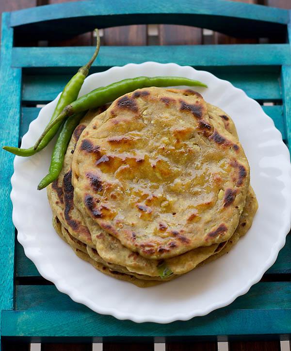 Lauki Paratha Recipe (1)