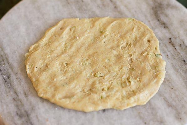 Lauki Paratha Recipe