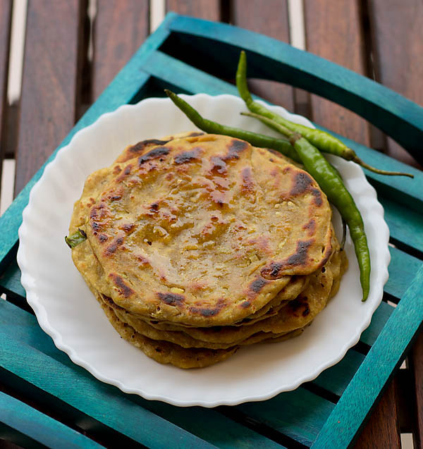 Lauki Paratha Recipe (4)