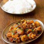 Prawns Masala (Step by Step)