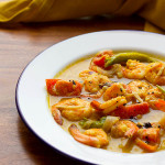 Prawns Moilee Recipe or Molly Recipe, How to make Prawns Moilee