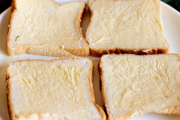 Aloo Toast Sandwich Recipe