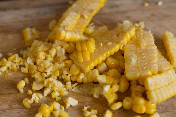 Corn Tikki or Corn Patties Recipe
