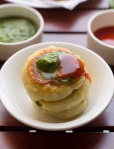 Corn Tikki or Corn Patties Recipe