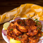 Prawns Recheado Masala Recipe, How to make Prawns Recheado Masala