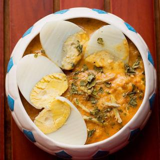 Egg Masala Curry, How to make Punjabi Egg Masala Curry Recipe