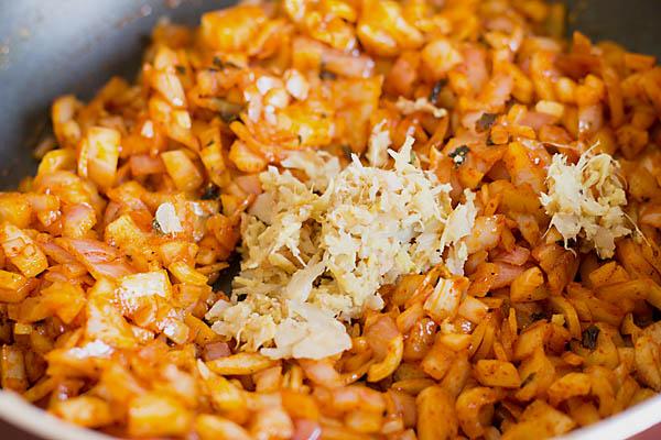 Pav Bhaji Recipe Punjabi Style