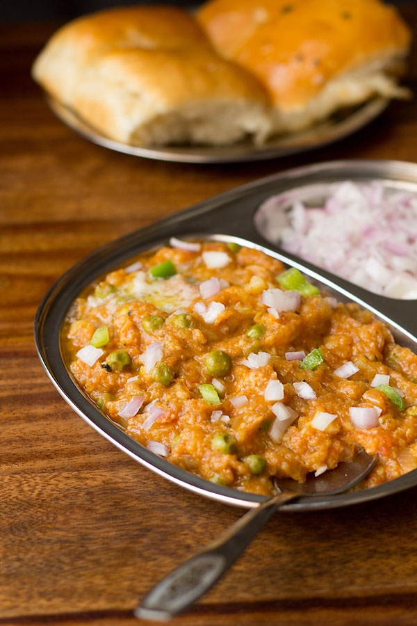 Pav Bhaji Recipe, How to make Punjabi Pav Bhaji Masala Recipe