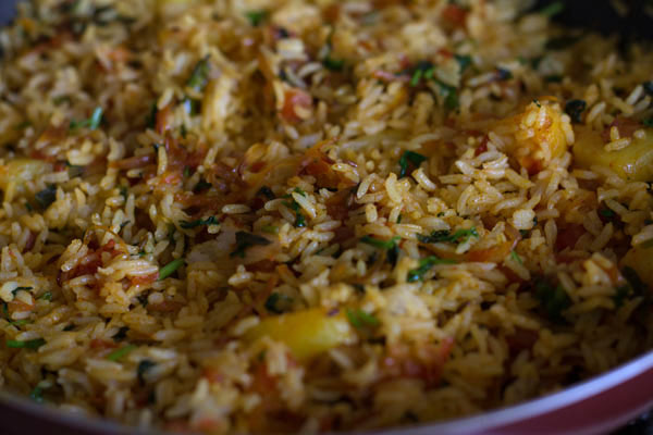 Stir Fried Rice Recipe