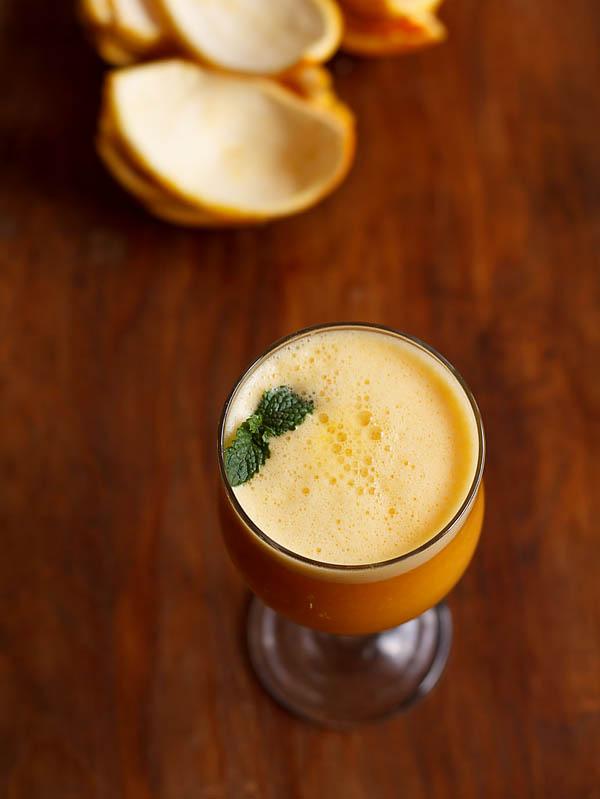Orange Juice Recipe